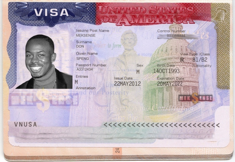 usa visa sample - Non Immigrant Us Visa Application Form Kingston Jamaica